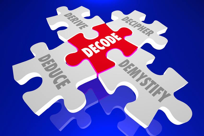 decode demystify