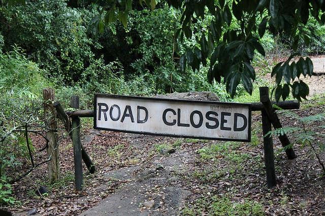 roadblock-closed-sign