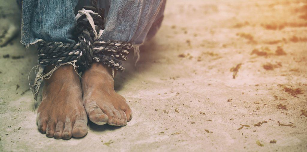 slave trade human trafficking