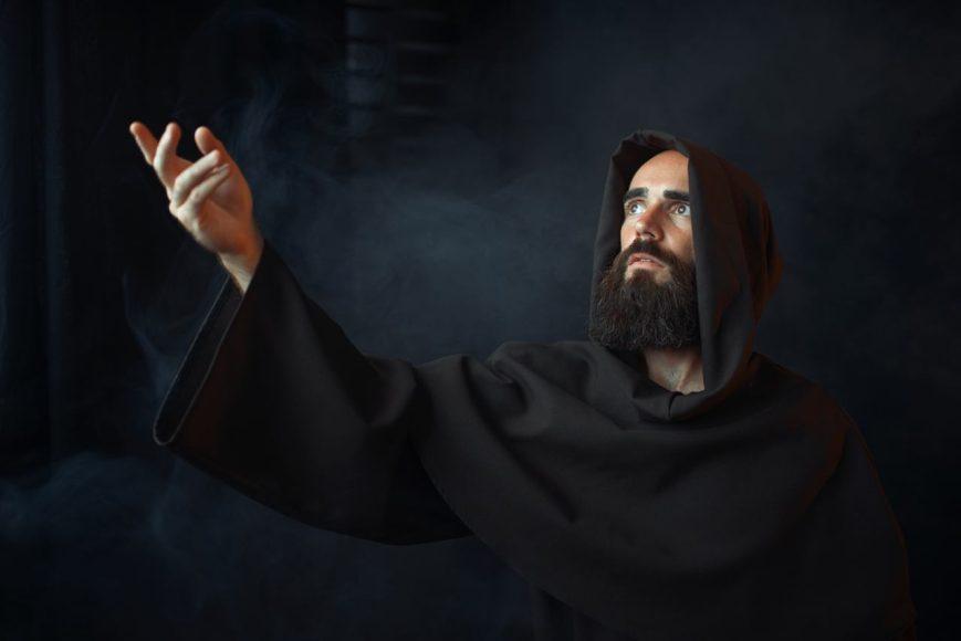 am i a priest