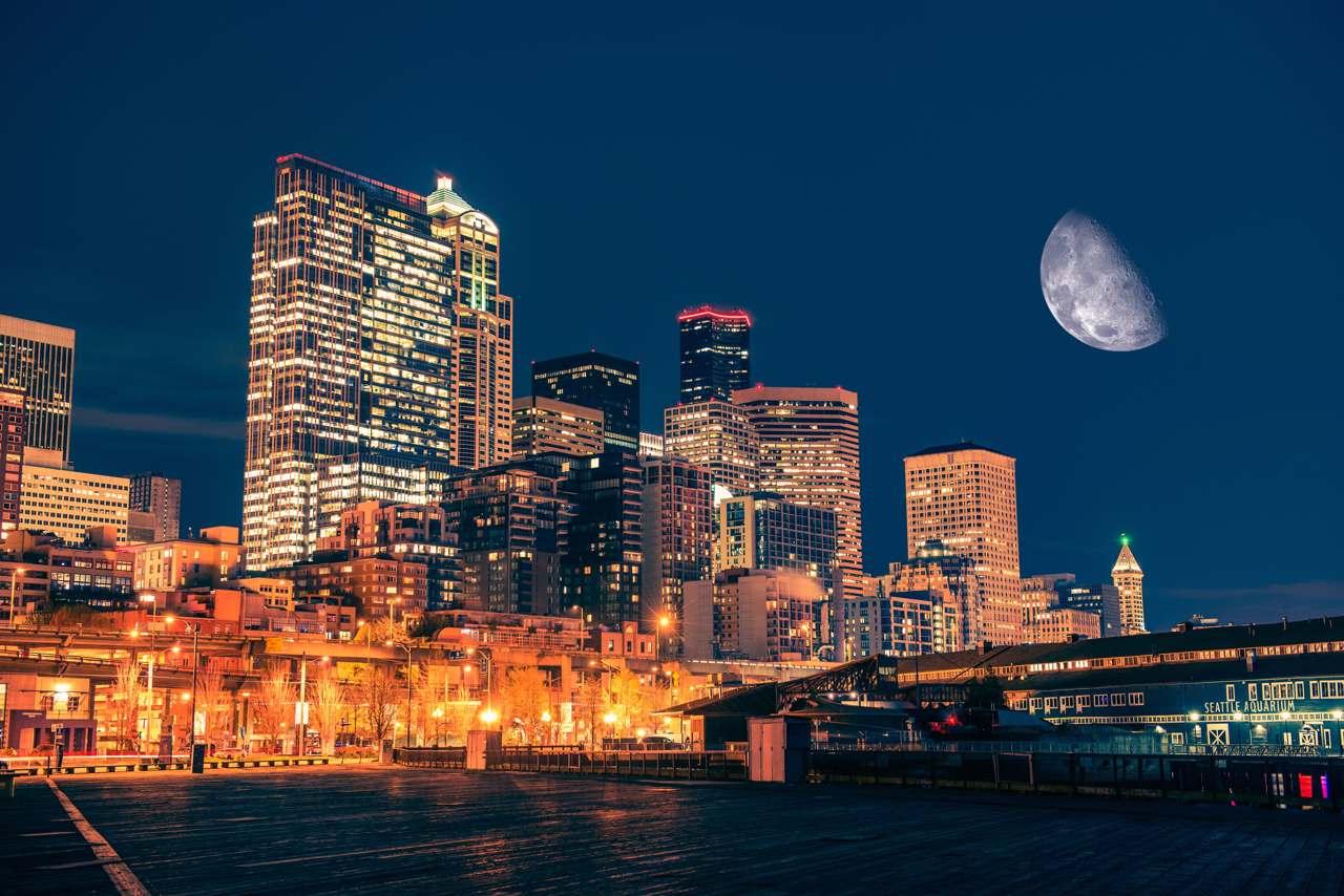 seattle full moon