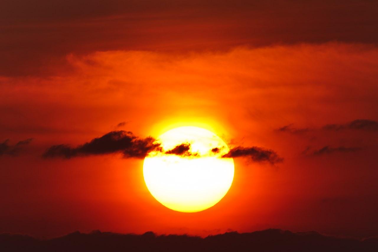 sunrise big