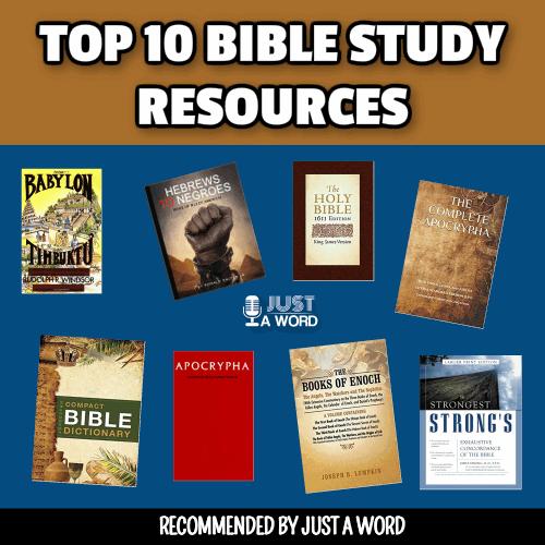 Bible Study Resources 500x500 Advertisement