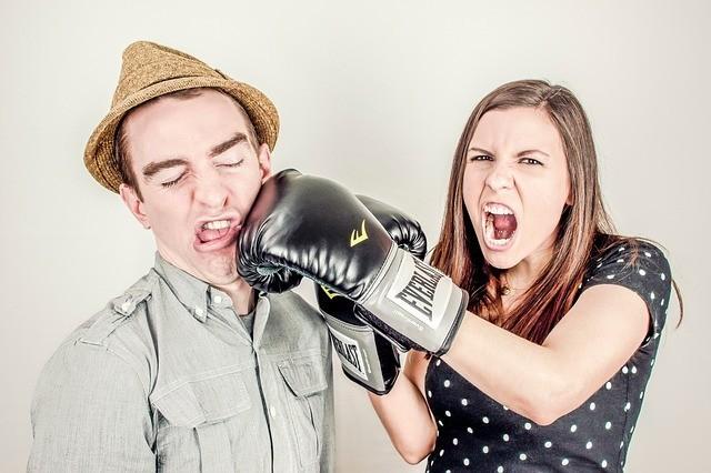 quarrel reviling fighting