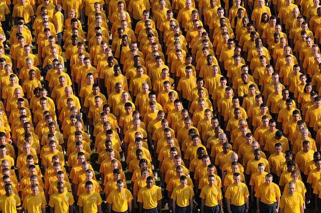 men-crowd