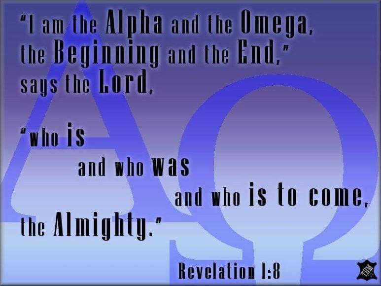 Alpha & Omega Rev 1-8