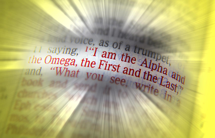 who is alpha and omega-revelation1-8