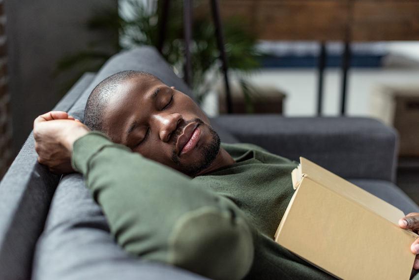 Man Sleeping - 3 dreams of prophecy