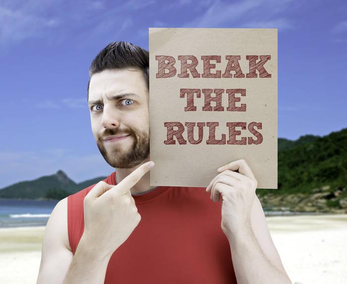 break the rules christianity
