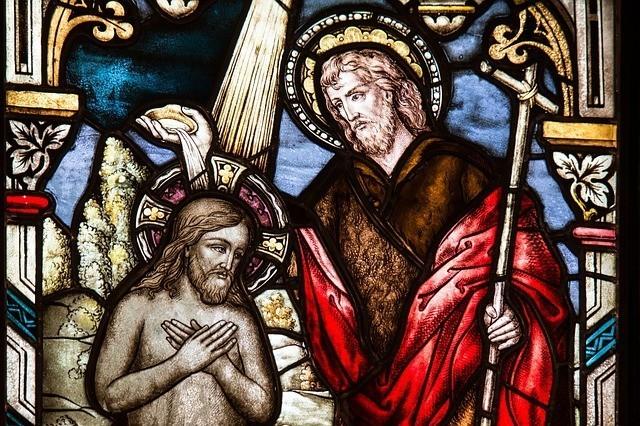 Christian mural