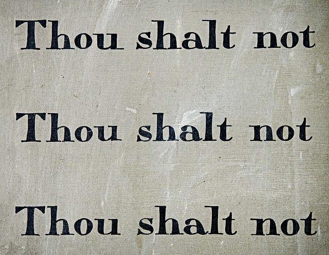 covenant-commandments