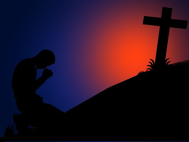 cross-pray