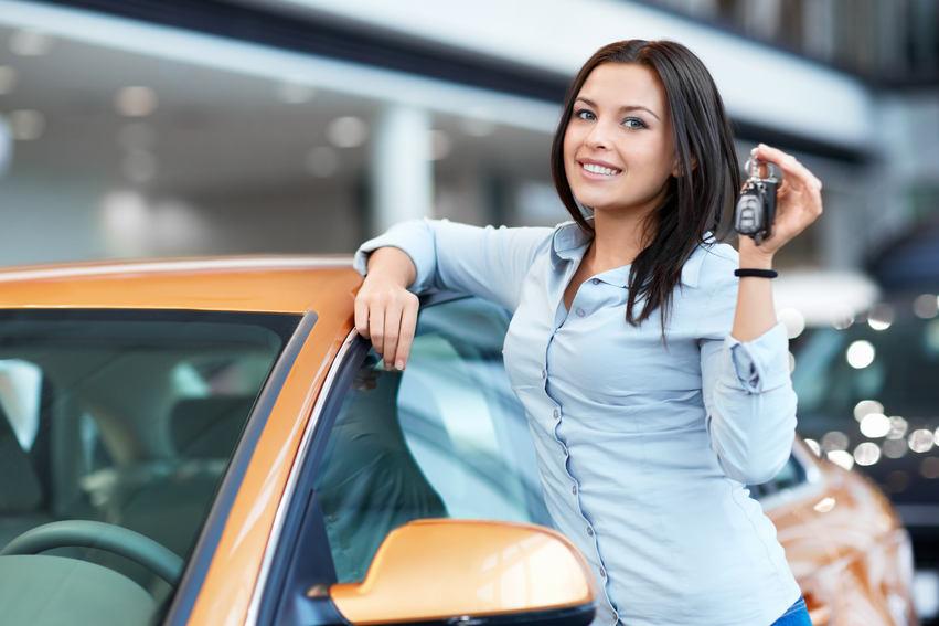 girl car keys