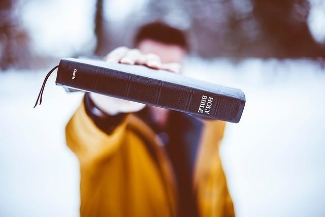 holy bible-blur
