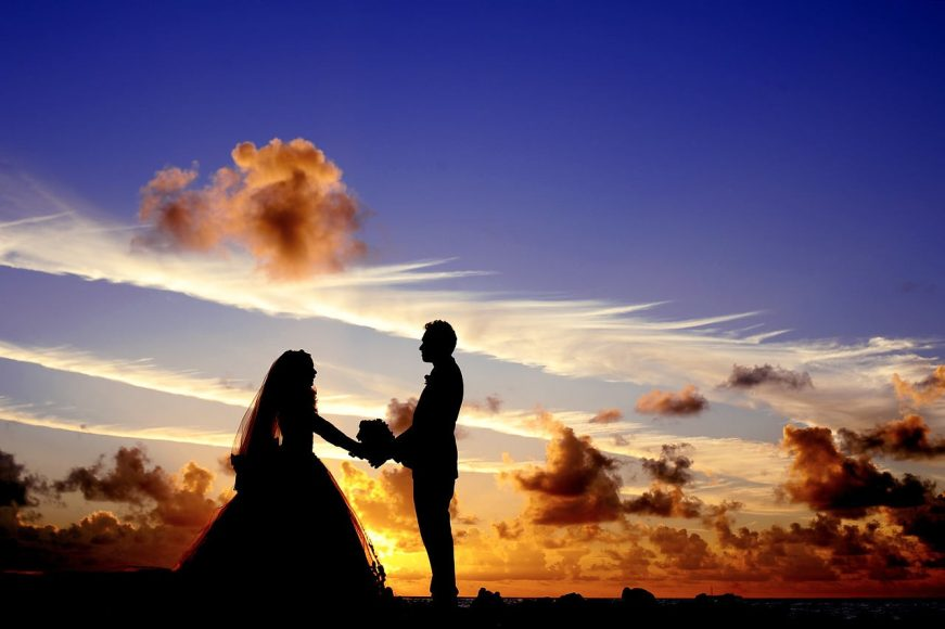 bride of the messiah sunset