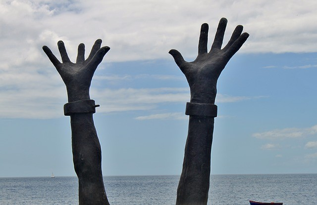 freedom from slavery martinique