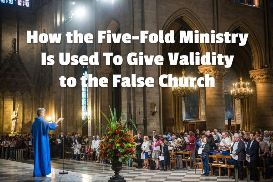 Five Fold Ministry Featured Image