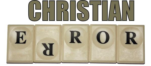 christian-error