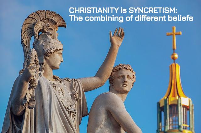 christian-monument syncretism
