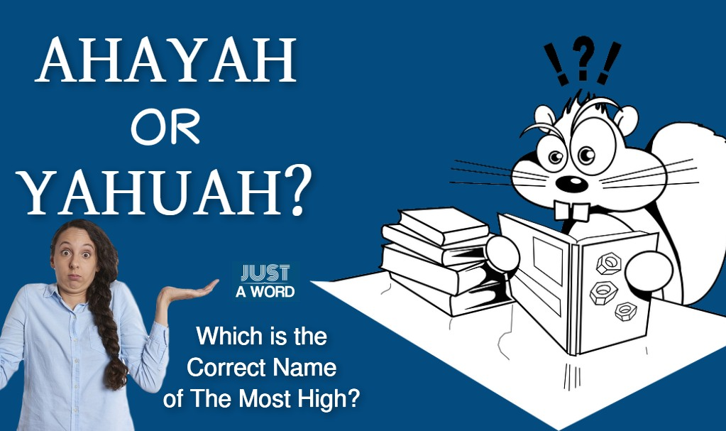 Ahayah or Yahuah - correct name most high