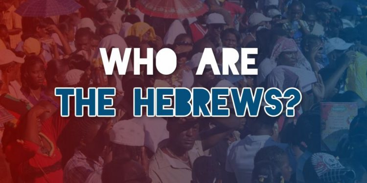 who are the hebrews